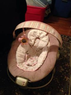 Baby crib, car seat and other items for sale (New iberia)