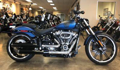 2018 Harley-Davidson 115th Anniversary Breakout 114 Cruiser Motorcycles Lake Charles, LA