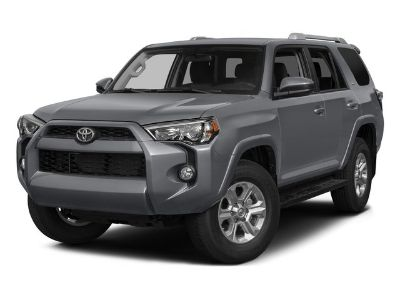 2015 Toyota 4Runner SR5 (Classic Silver Metallic)