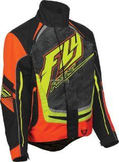Buy FLY Snx Pro Jacket -Orange motorcycle in Sauk Centre, Minnesota, United States, for US $197.95