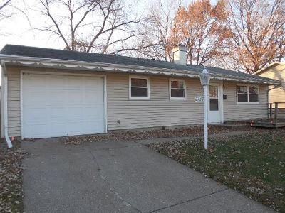 3 Bed 1 Bath Foreclosure Property in Davenport, IA 52804 - N Pine St