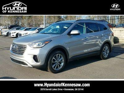 2018 Hyundai Santa Fe SE 3.3L AUTO (Frost)