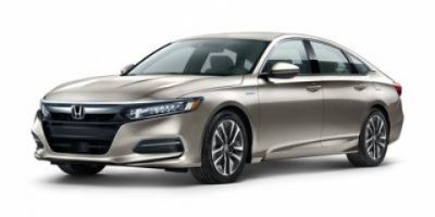 2018 Honda Accord Hybrid (Modern Steel Metallic)