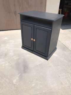 Tv stand/ cabinet (grey) delivery available