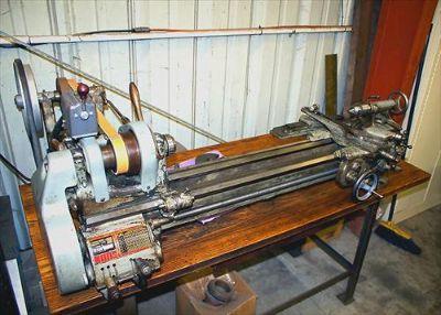South Bend Precision Lathe - Model A