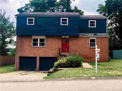 421 Fielding Dr Penn Hills, two story home with four