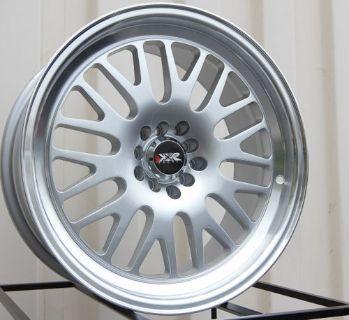 Buy XXR 531 19X8.5 5-100/5-4.5 et15 Hyper Silver / ML Wheel (1 Rim) motorcycle in Hayward, California, United States, for US $179.75