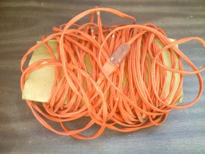Extention Cord - 100' - Medium Duty - Good Condition