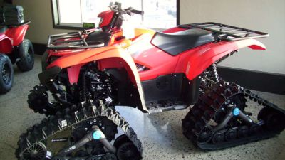 2016 Yamaha Grizzly EPS ATV Utility ATVs Butte, MT