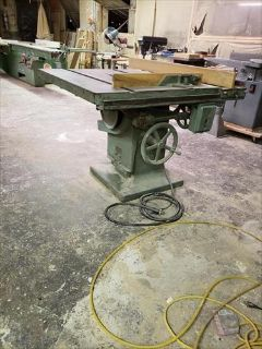H. B. Smith Table Saw