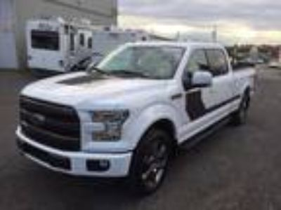 2016 Ford F-150 XL LARIAT SuperCrew 6.5-ft. Bed 4WD