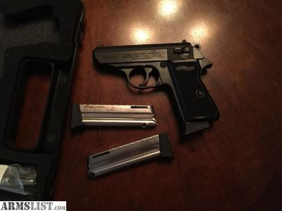 For Sale: Walther ppks