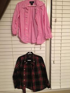 Boys Shirts Both for $10 Size 4/5 Meet at the Summit