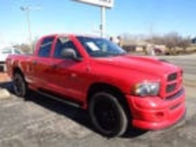 2004 Dodge Ram 1500 Red, 194K miles