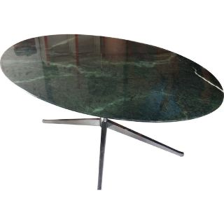 "Florence Knoll  -Oval Table Desk  ""SOLD"""
