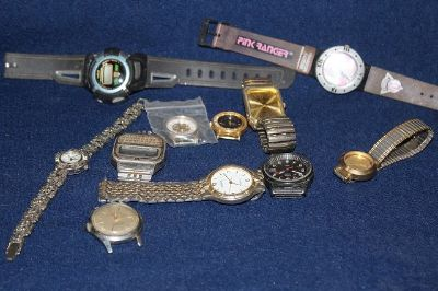 Watch Pieces