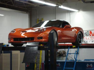 Motor Trend Shootout Corvette