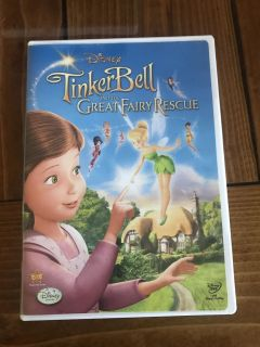 TinkerBell & the Great Fairy Rescue