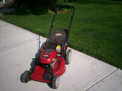 Craftsman Self-Propelled Mower