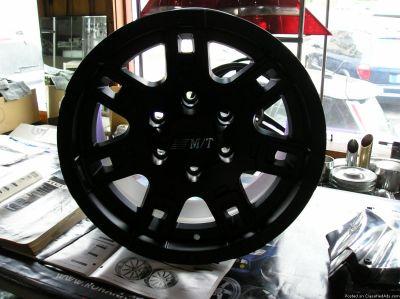 4 16 inch mickey thompson wheels shipping atlanta