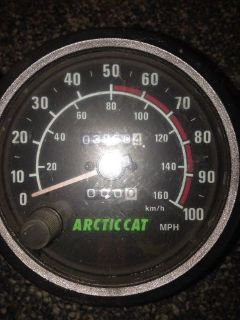 Buy 95-'08 Arctic Cat Speedometer Ext ZL ZR ZRT COUGAR JAG PANTHER PUMA THUNDERCAT motorcycle in Omro, Wisconsin, United States, for US $20.00