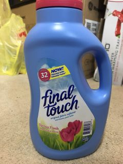 Final Touch Softener