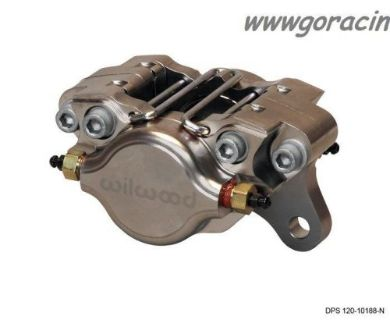 "Sell Wilwood Dynapro Single Brake Caliper,Fits .38"" Rotors, 2.40"" Piston Area Midget motorcycle in Camarillo, California, United States, for US $125.00"