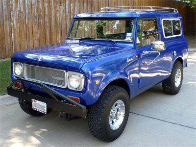 1970 International Scout 800A