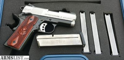 For Sale/Trade: 1911 EMP