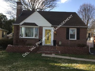 3-Bedroom Single Family Home for Rent – 212 E. Turnbull Avenue – Available June 14