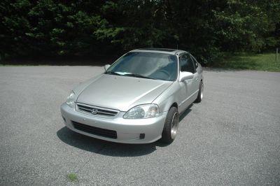 2000 Honda Civic EX ()