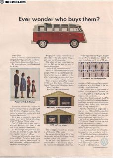 1964 1 Page Bus Magazine Print Ad #96