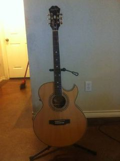 epiphone acoustic electric