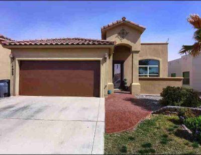 14669 Jesus Almeida El Paso Four BR, Custom built single level