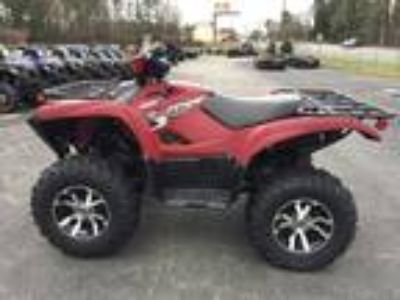 New 2019 Yamaha Grizzly EPS