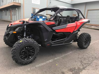 2018 Can-Am Maverick X3 900 HO Sport-Utility Utility Vehicles Tualatin, OR