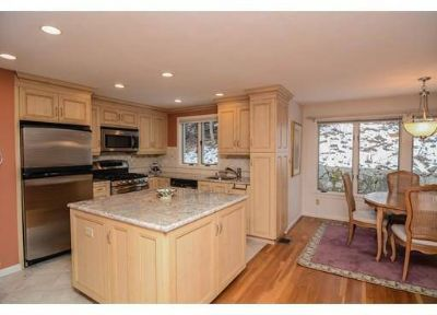307 Winchester St #C Newton, Located on a quiet cul-de-sac
