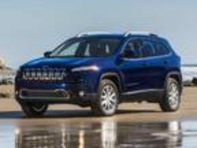 new 2018 Jeep Cherokee for sale.