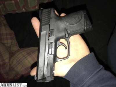 For Trade: M&P 9c for a .40 or .45