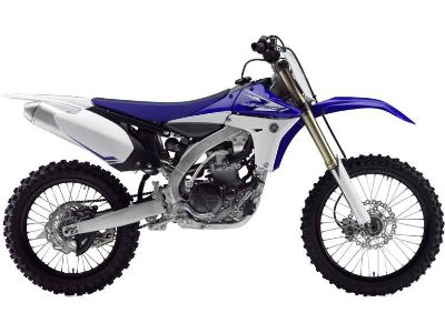 2014 Yamaha YZ450F Competition/Off Road Motorcycles Augusta, ME