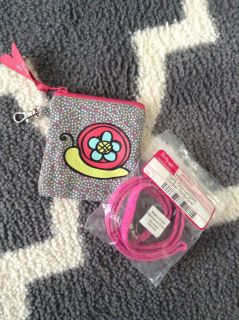 Thirty-one Lanyard and coin purse