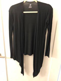 H&M children s black cardigan