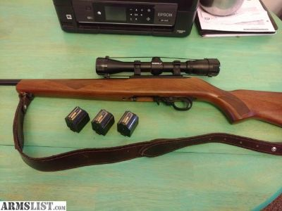 For Sale: Ruger 10-22 Sporter