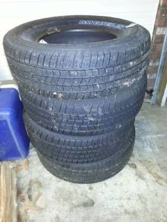 Michelin LTX MS2 2657018 tires