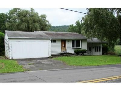 3 Bed 2 Bath Foreclosure Property in Nichols, NY 13812 - E River Rd