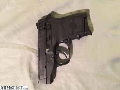 For Sale: Smith and Wesson M&P Bodyguard.380