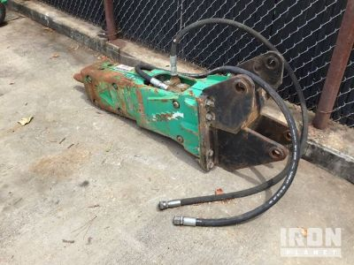 2015 (unverified) Indeco Hydraulic Breaker