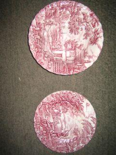 THE HUNTER ROSE by Myott Staffordshire