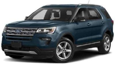 2019 Ford Explorer Plat Awd