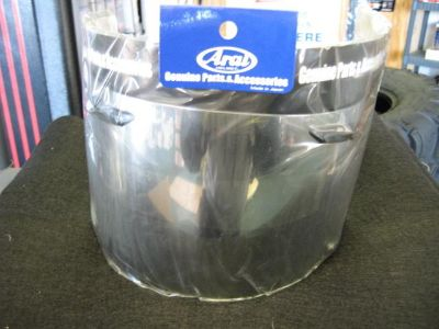 Sell Arai Mirrorized Shield Silver Tint Super AdSis L Type Shield motorcycle in Shelbyville, Kentucky, US, for US $69.99